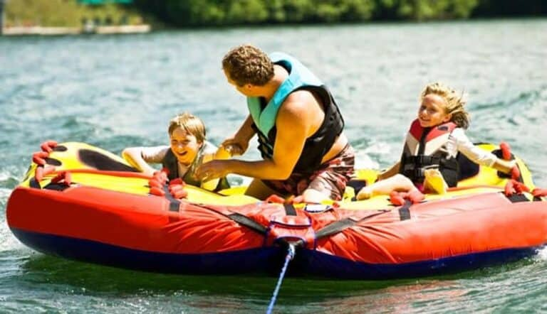 TOP 5 Best 3 Person Towable Tube in 2020