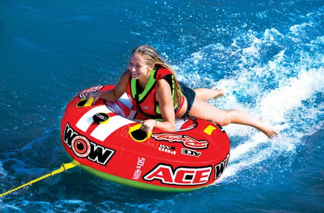 Best 1 Person Towable Tube
