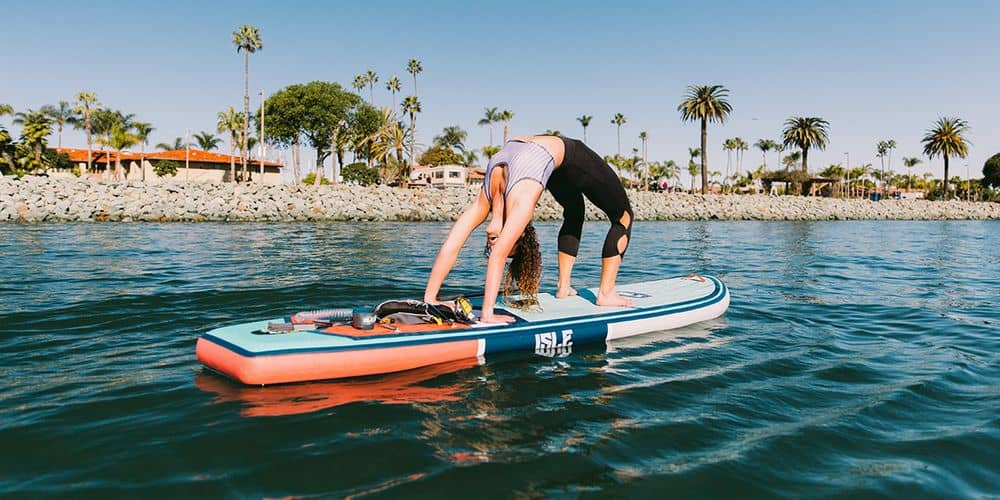 Best Paddle Boards for Yoga