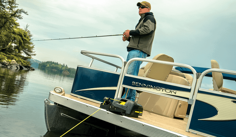 Best Location to Install an Anchor On a Pontoon Boat